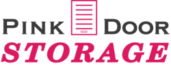 Pink Door Storage logo